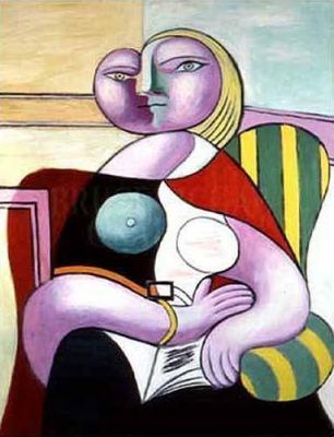 Woman Leggere