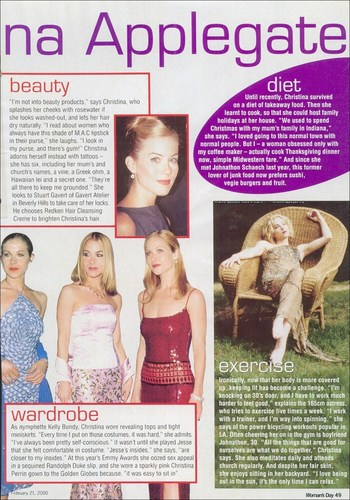 Woman's Day - Feb 21, 2000