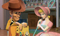 Woody & Bo Peep - toy-story photo