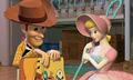 Woody & Bo Peep