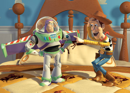 Woody & Buzz Lightyear