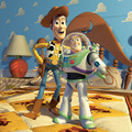 Woody & Buzz Lightyear - toy-story photo