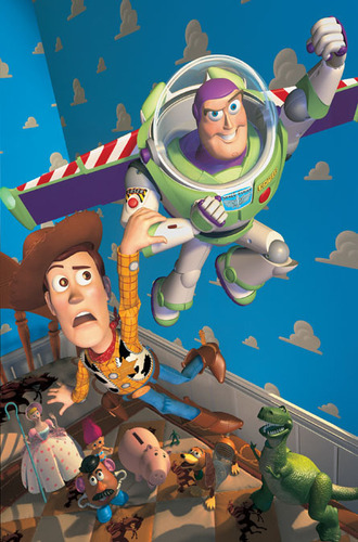 Toy Story images Woody & Buzz Lightyear wallpaper and ...