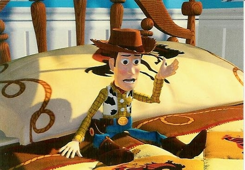 Toy Story پیپر وال titled Woody