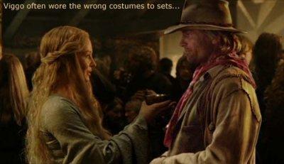 Wrong Costume Viggo