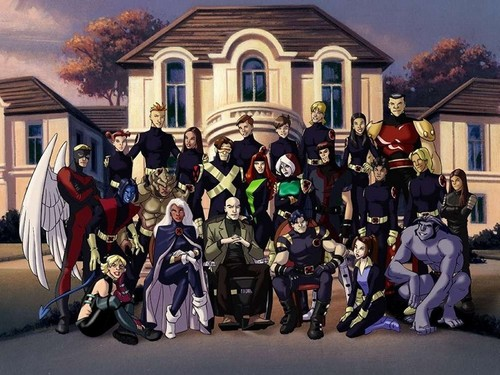 X-Men Evolution - x-men-evolution Wallpaper
