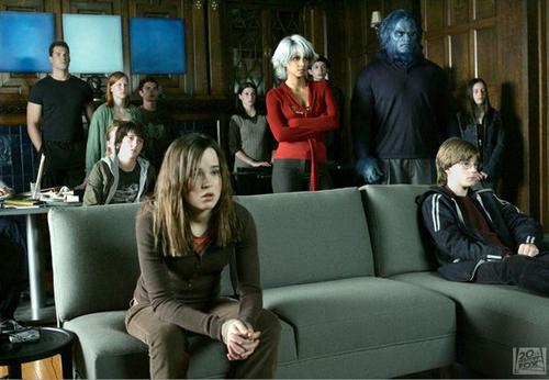 Ellen Page wallpaper entitled X-Men: The Last Stand