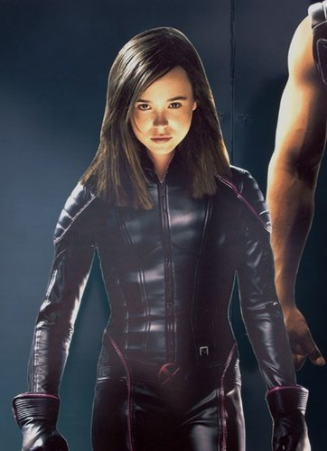 Ellen Page wallpaper entitled X-Men: The Last Stand