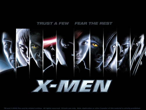 X-Men wallpaper entitled X-Men