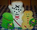 Xmas Peeps Dolls