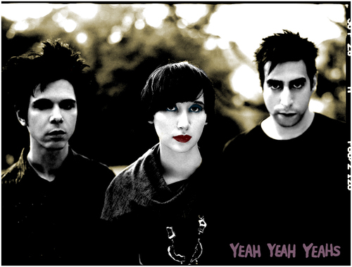 Yeah Yeah Yeahs wallpaper called Yeah Yeah Yeahs
