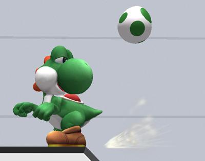 Yoshi Special Moves