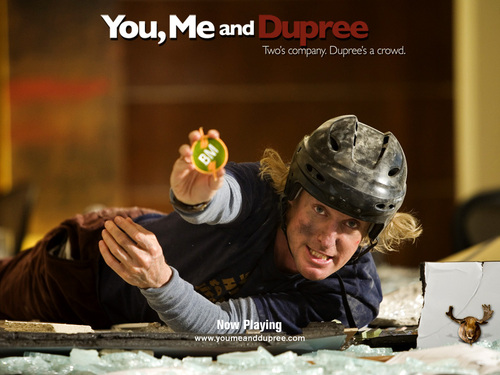 Owen Wilson پیپر وال titled You, Me and Dupree