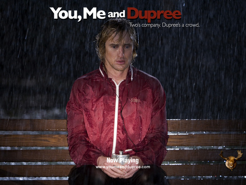 Owen Wilson پیپر وال entitled You, Me and Dupree