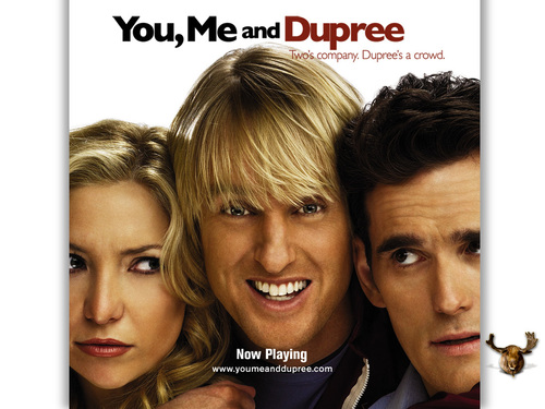 Owen Wilson fond d'écran called You, Me and Dupree