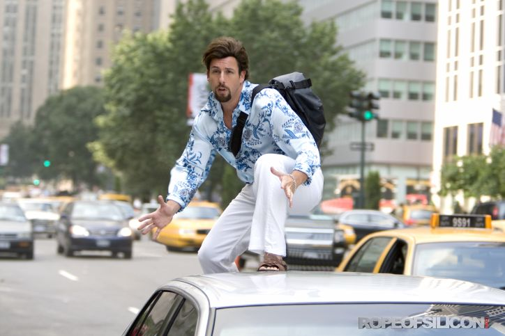 Du Don't Mess With the Zohan