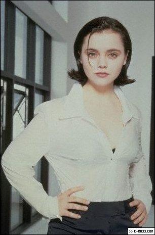 Young Christina Ricci