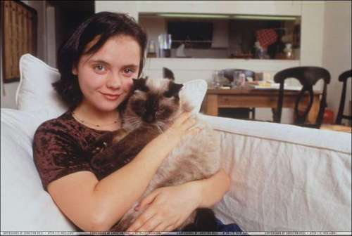 Young Christina - christina-ricci Photo