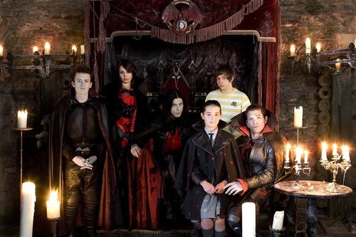 Young Dracula <3