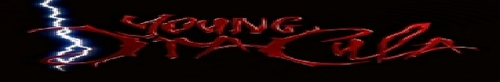 Young Dracula banner