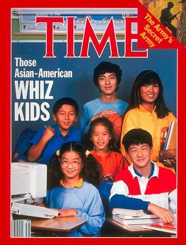 Young Masi on cover of Time - masi-oka Photo