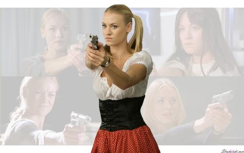 Yvonne Strahovski Hintergrund called Yvonne Hintergrund