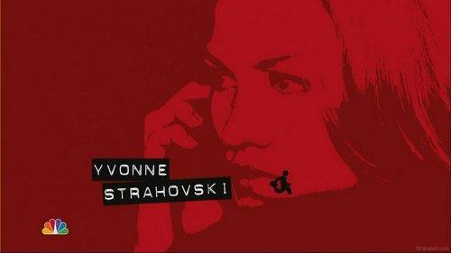 Yvonne on Chuck