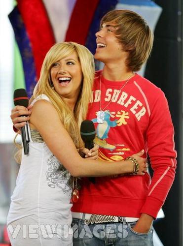 Zac & Ashley