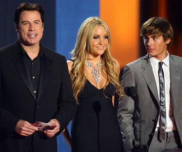 Zac, Amanda & John