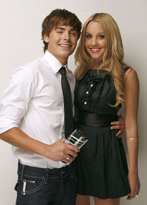 Zac Efron & Amanda Bynes