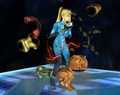 Zero Suit Samus's Final Smash - super-smash-bros-brawl photo