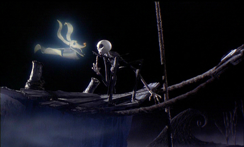 Nightmare Before Christmas wallpaper called Zero