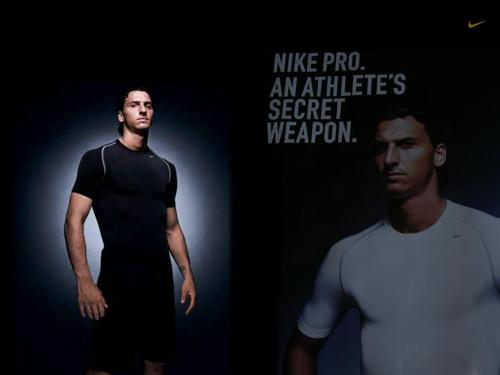 Zlatan - Nike Advert