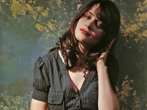 Zooey Deschanel - zooey-deschanel Wallpaper