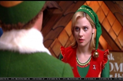 zooey deschanel in elf