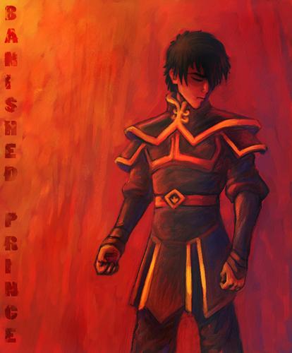 avatar - La Leyenda de Aang fondo de pantalla titled Zuko