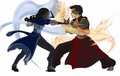 Zutara fight
