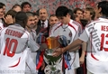 ac milan the champions