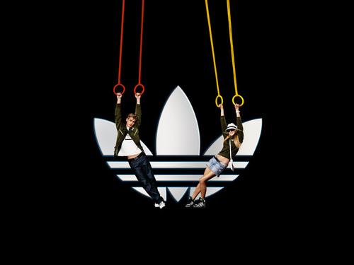 Adidas 壁紙 titled adidas