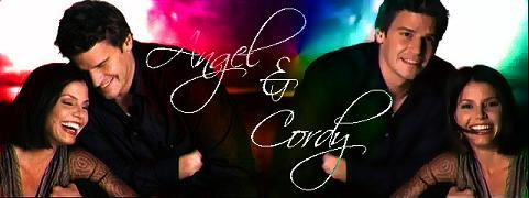 angel and cordy