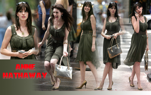 Anne Hathaway wallpaper titled anne hathaway