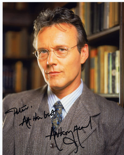 buffy, a caça-vampiros wallpaper entitled anthony steward head autograph