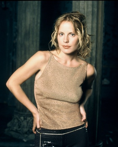 Buffy the Vampire Slayer achtergrond entitled anya