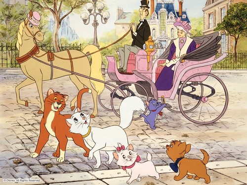 Childhood Memories wallpaper called aristocats wallpaper