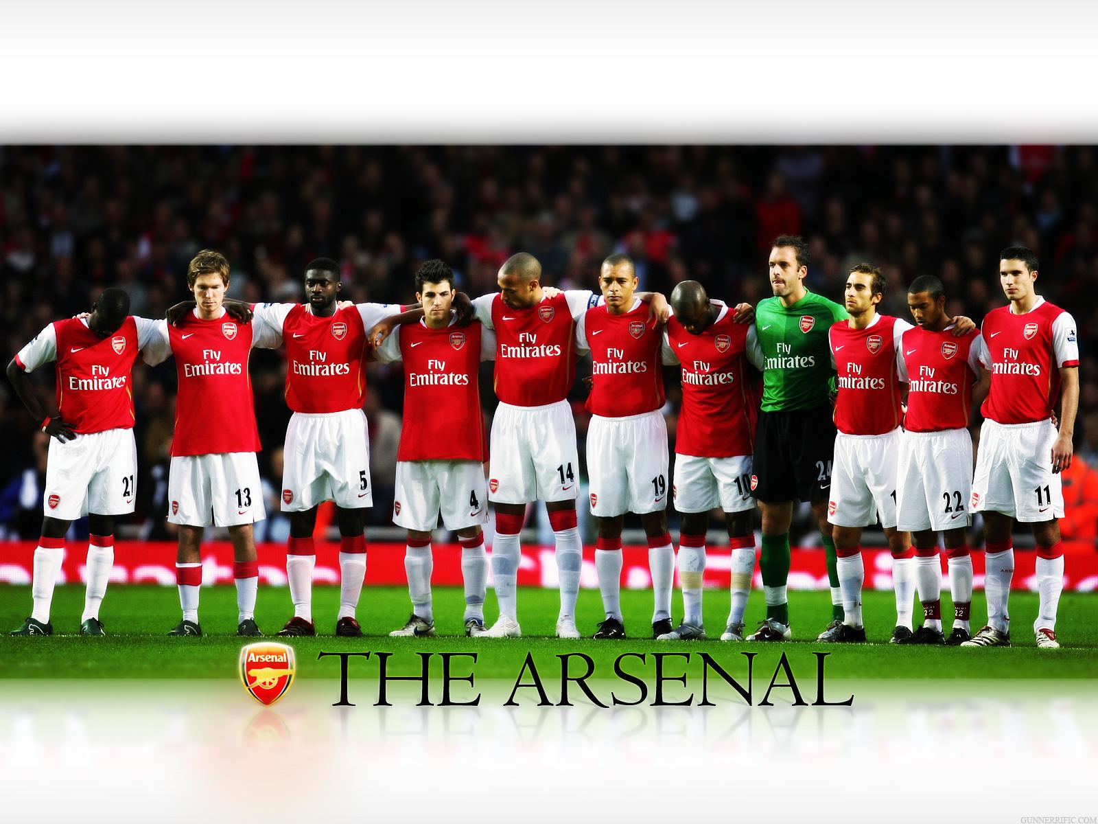 arsenal - Arsenal Wallpaper (131440) - Fanpop