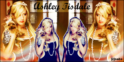 ashley - ashley-tisdale fan art