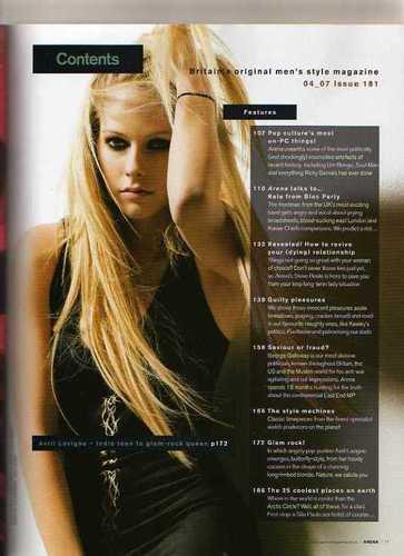 avril (magazines)
