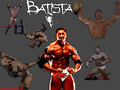 batista - professional-wrestling fan art