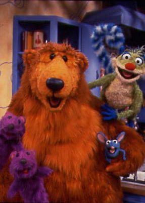 ours in the big blue house