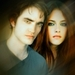 bella and edward - edward-and-bella icon